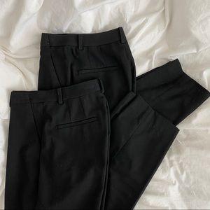 PETITE Bundle of 2 Uniqlo Trousers